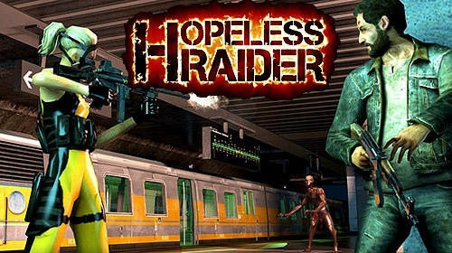 Hopeless Raider: Zombie Shooting Games Android Game Image 1