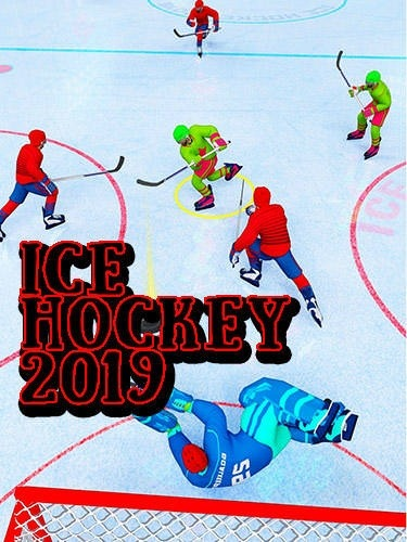 Ice Hockey 2019: Classic Winter League Challenges Android Game Image 1