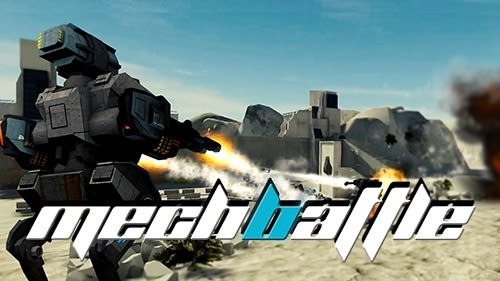 Mech Battle Android Game Image 1