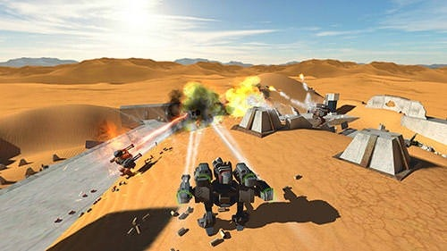 Mech Battle Android Game Image 4