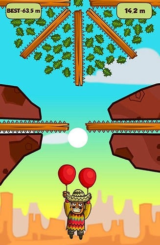 Pancho Rise Up Android Game Image 2