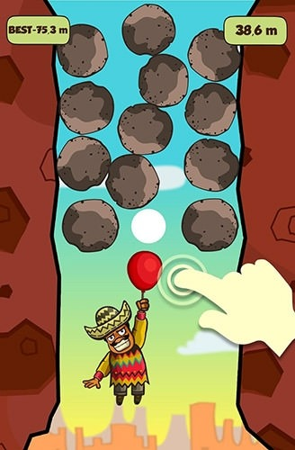 Pancho Rise Up Android Game Image 3