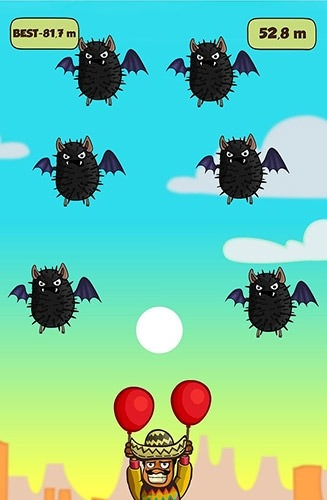 Pancho Rise Up Android Game Image 4
