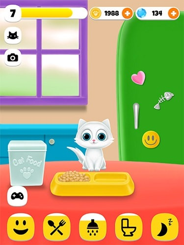 Paw Paw Cat Android Game Image 2