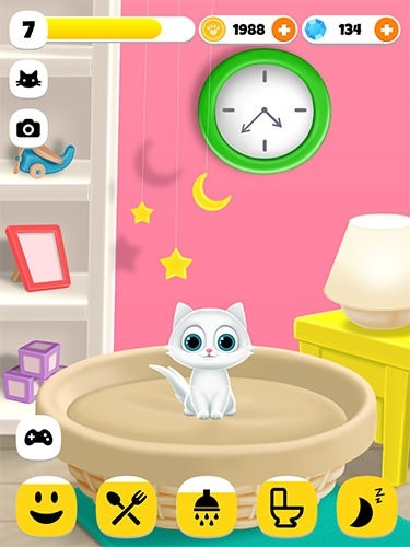 Paw Paw Cat Android Game Image 4