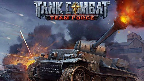 Tank Combat: Team Force Android Game Image 1