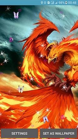 Phoenix Android Wallpaper Image 2