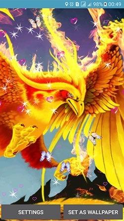 Phoenix Android Wallpaper Image 3