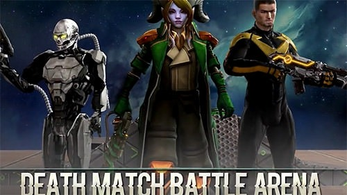 Death Match Battle Arena Android Game Image 1