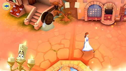Disney Story Realms Android Game Image 4