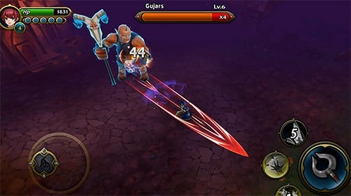 Heart Of Brave: Origin Android Game Image 2