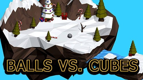 Balls Vs Cubes Android Game Image 1