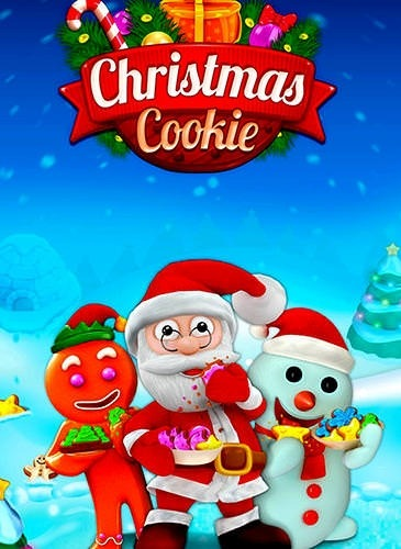 Christmas Cookie Android Game Image 1