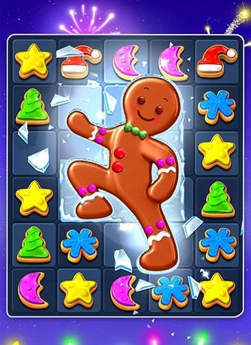 Christmas Cookie Android Game Image 2