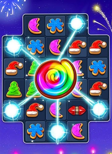 Christmas Cookie Android Game Image 3