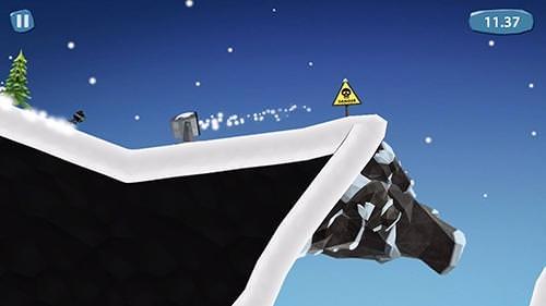 Stickman Ski Android Game Image 3