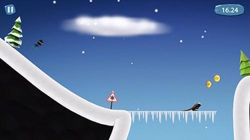 Stickman Ski Android Game Image 4