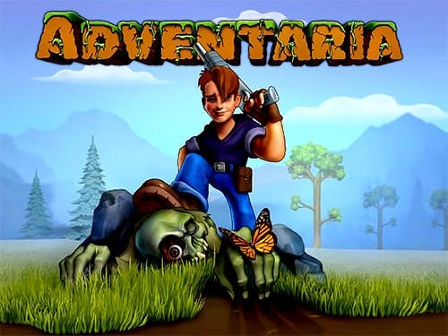 Adventaria: 2D World Of Craft And Mining Android Game Image 1