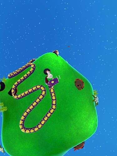 Authentic Snake Simulator Android Game Image 2