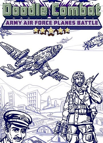 Doodle Combat: Army Air Force Planes Battle Android Game Image 1