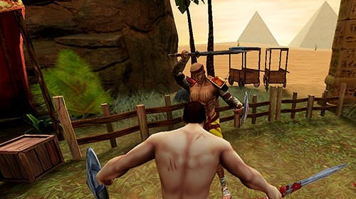 Gladiator Glory Android Game Image 2