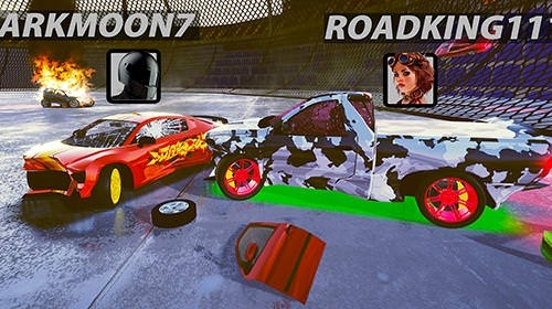 Ultimate Derby Online: Mad Demolition Multiplayer Android Game Image 2