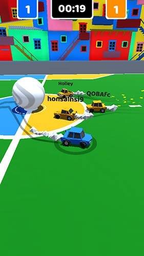 Hyperball Android Game Image 2