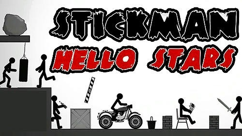 Stickman Hello Stars Android Game Image 1