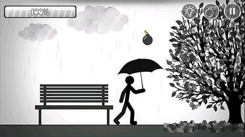 Stickman Hello Stars Android Game Image 3