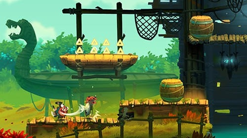 Oddmar Android Game Image 2