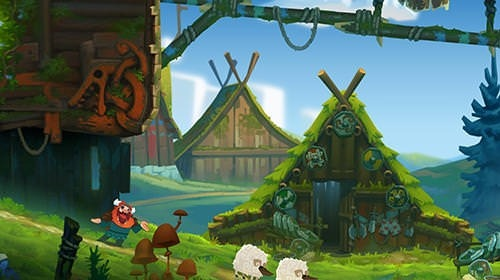 Oddmar Android Game Image 4
