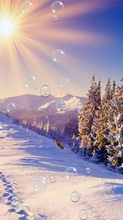 Winter Android Wallpaper Image 3