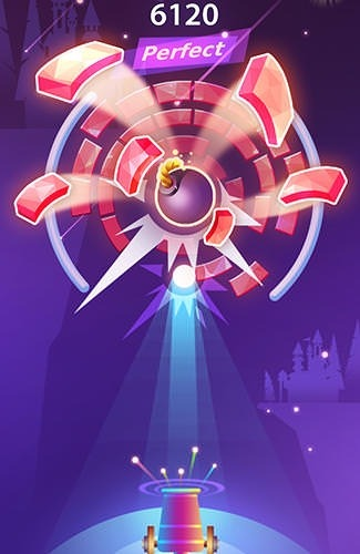Ball Hit: Bomb Rescue! Android Game Image 2