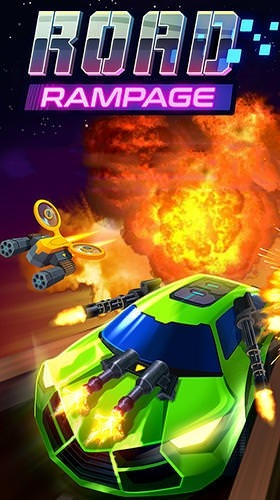 Road Rampage Android Game Image 1
