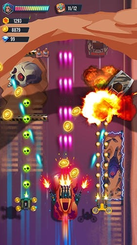 Road Rampage Android Game Image 3