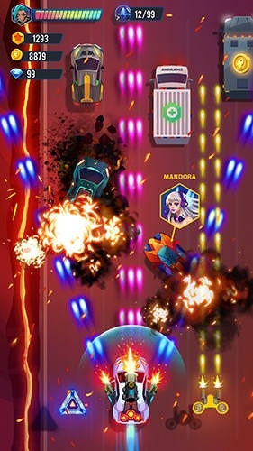 Road Rampage Android Game Image 4