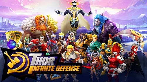 Thor: Infinite Defense Android Game Image 1