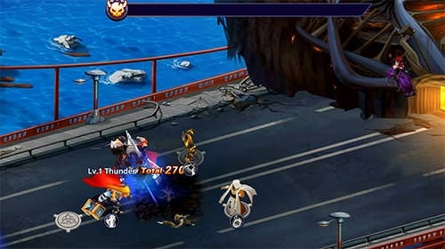 Thor: Infinite Defense Android Game Image 3