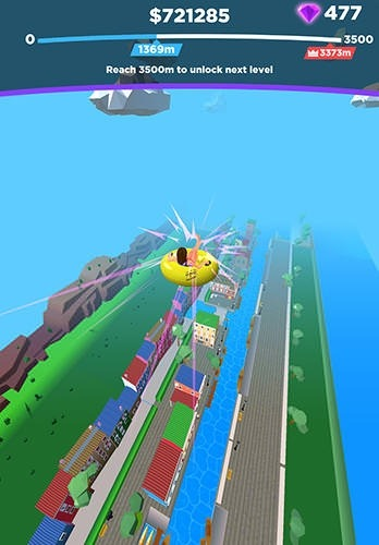 Uphill Rush: Slide Jump Android Game Image 3