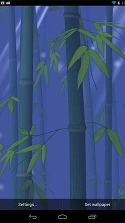 Bamboo Forest Android Wallpaper Image 3