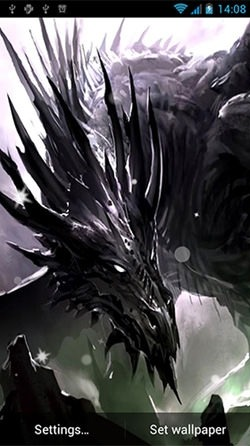 Dragon Android Wallpaper Image 1