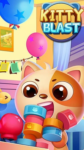 Kitty Blast Android Game Image 1