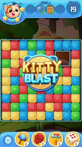 Kitty Blast Android Game Image 3