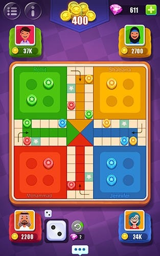Ludo All Star: Online Classic Board And Dice Game Android Game Image 2