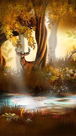 Fairy Tale Android Wallpaper Image 3