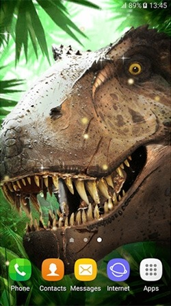 Dinosaurs Android Wallpaper Image 1