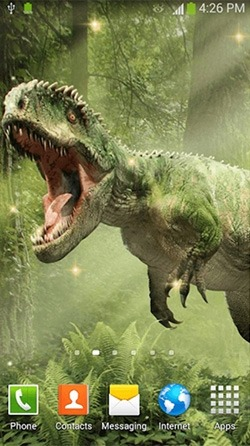 Dinosaurs Android Wallpaper Image 4