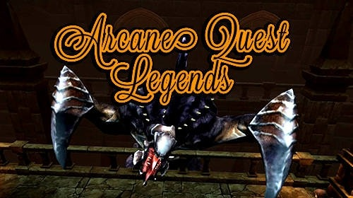 Arcane Quest Legends Android Game Image 1