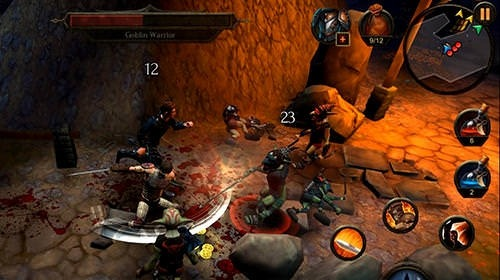 Arcane Quest Legends Android Game Image 2