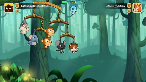 Critter Clash Android Game Image 2